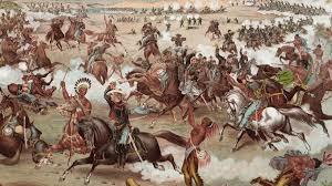 Battle of Little Bighorn.
