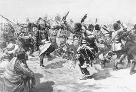 Battle of Wounded Knee.