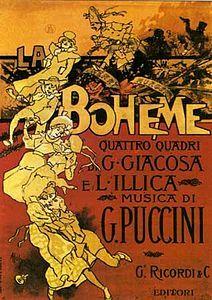 Una de les seves millors òperes: La Bohème