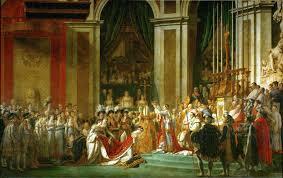 Napoleó es coronat  emperador