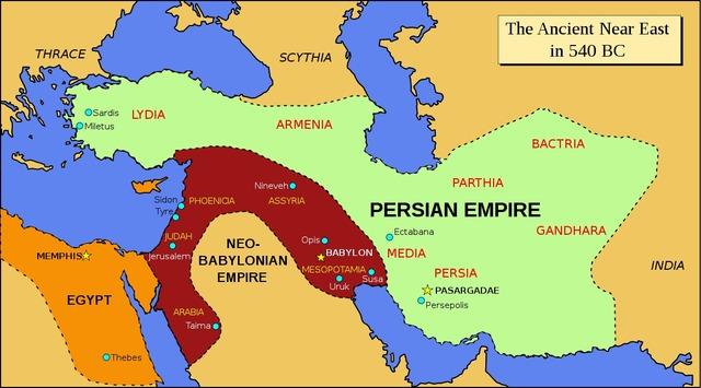 Invasió persa