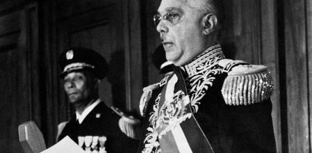 Insurrección y Proclamación a Rafael Estrella como presidente interino.