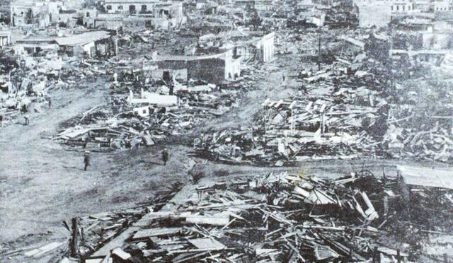 Huracán San Zenón