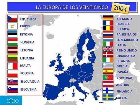 Europa de los 25