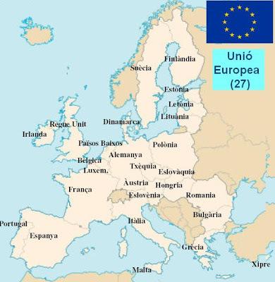 Admisión de Bulgaria y Rumanía