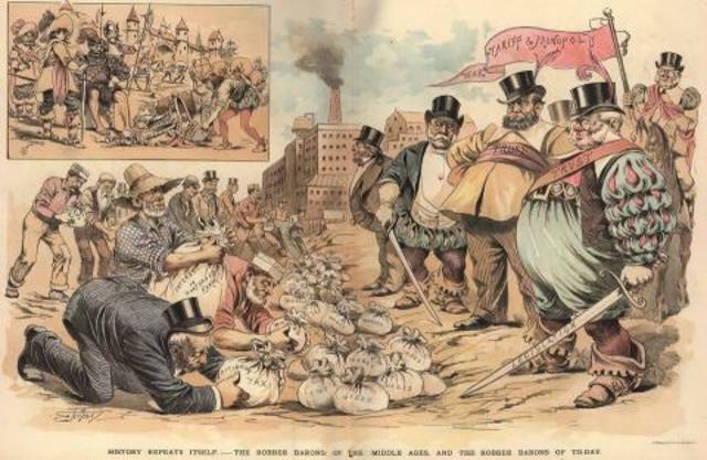 Cambio del feudalismo a capitalismo mercantil