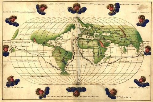 Viajes transoceánicos