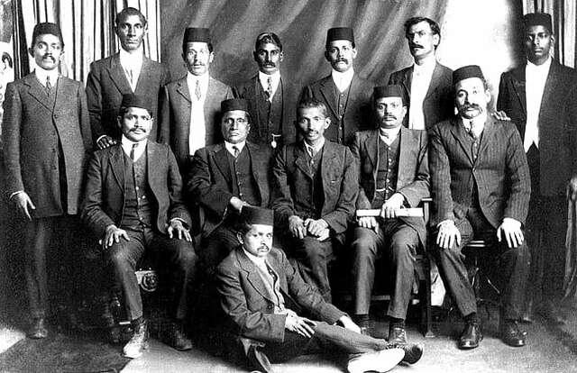 Founding of Natal Indian Congress