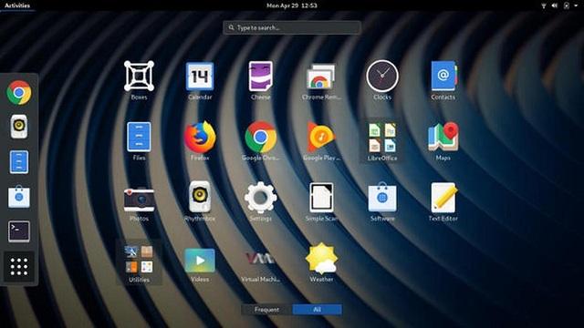 Linux: Fedora