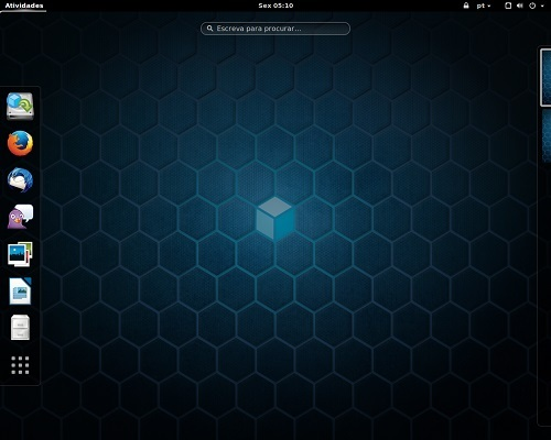 Linux: Caixa Magica