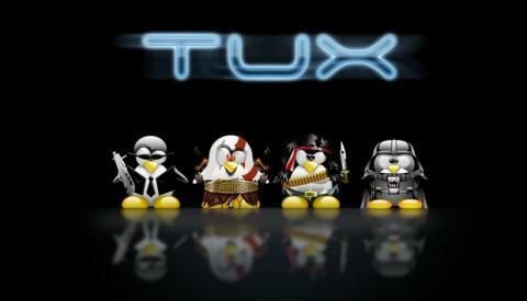 Nace la mascota de Linux (Tux)