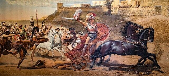 Inizio della Guerra di Troia