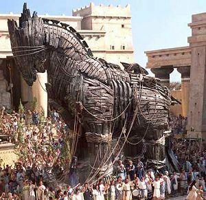 Fine della Guerra di Troia