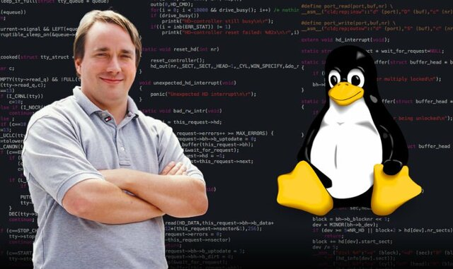 Nació el padre de Linux: Linus Torvalds
