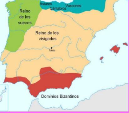 Germaniar Herriak Hispanian