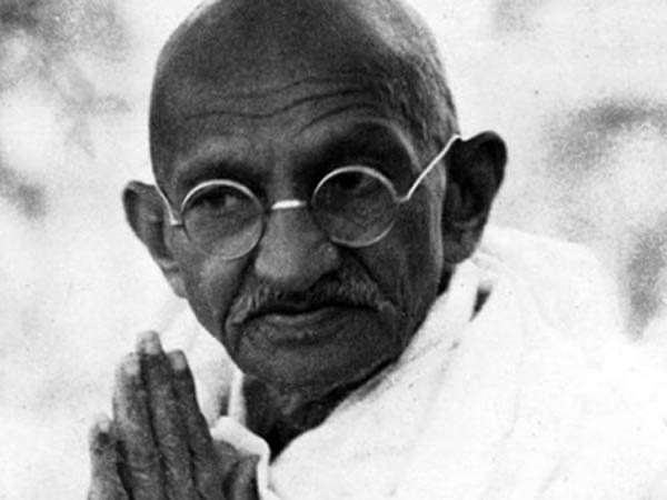 Gandhis berth