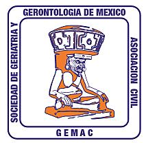 Sociedad de geriatría y gerontología de México.