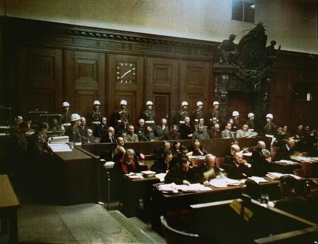 Juicio de Nüremberg