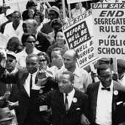 The African American Civil Rights Movement timeline
