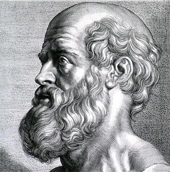 HIPÓCRATES, PADRE DE LA MEDICINA (460-377 a.C)