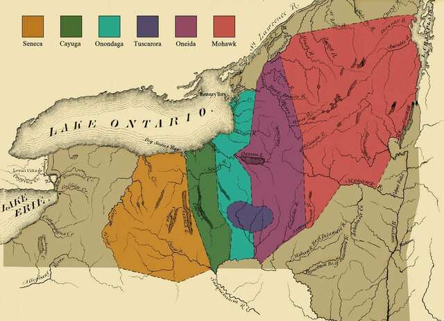The Iroquois Nation/Six Nations