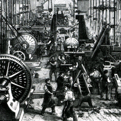 Revolución Industrial (1760-actuallity) timeline