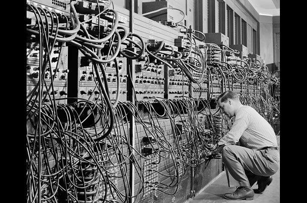 Los primeros computadores programables