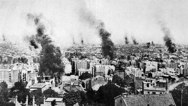 Semana Trágica de Barcelona/Guerra de Marruecos