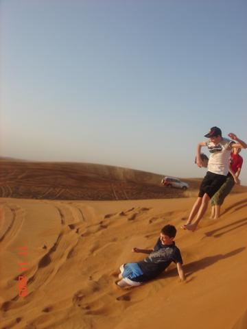Trip to Duabi
