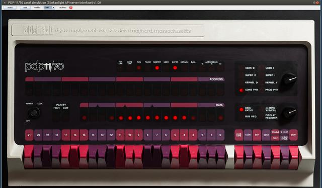 Desarrollo de SO para modelo DEC PDP-78