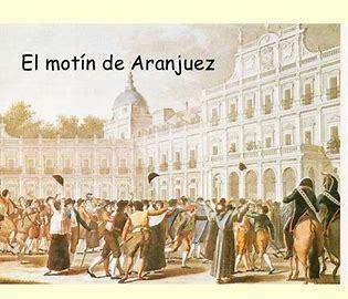 Motín de Aranjuez