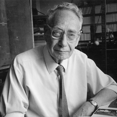 BERNARD KATZ (1911-2003)