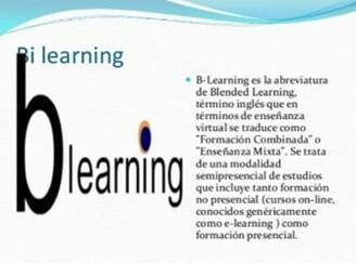 13.- Marzo 4, 1996. B learning.