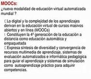 16.- Abril 12, 2013. MOOC.