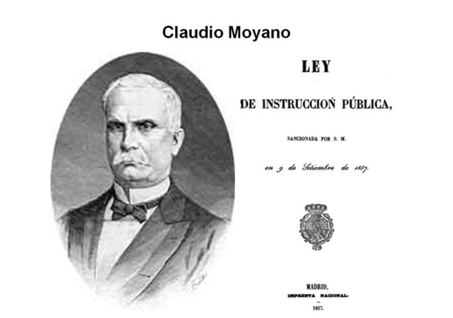 Ley Moyano