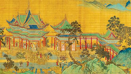 Gwanghaegun's aid to the Ming Dynasty