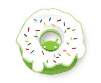 """Android 1.6  """"Donut"""""""