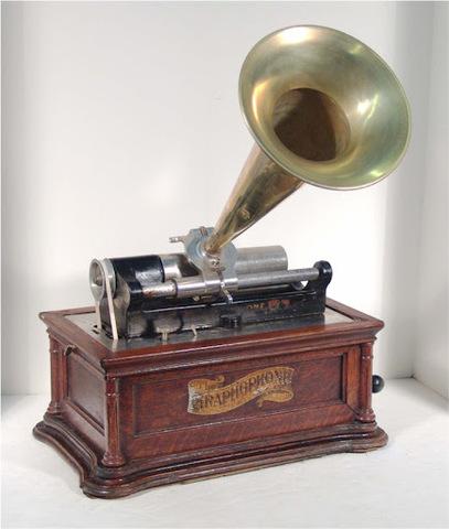 The speaking machine