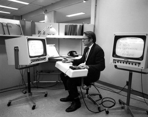 Doug Engelbart y la interactividad