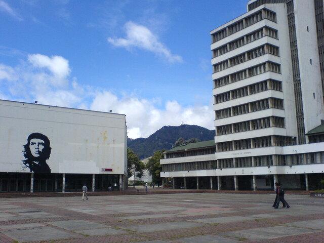 Inicia la Especialización en Psicología de la Salud en la Universidad Nacional  de Colombia, en Bogotá