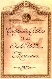 Se promulga la nueva Constitución Mexicana
