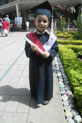 Graduado de prescolar