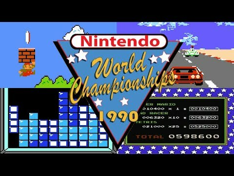 The Nintendo World Championships