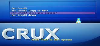 CRUX Linux