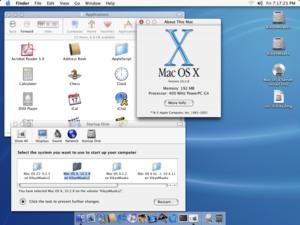 Mac OS Jaguar