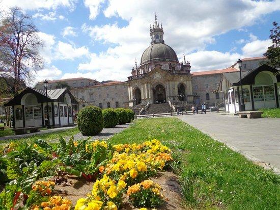 Nacimiento de san Ignacio de Loyola , Azpeitia España