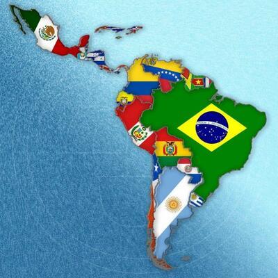 Cambios Políticos en Argentina, Brasil, México y Perú  timeline