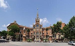 -Hospital de Santa Creu i Sant Pau