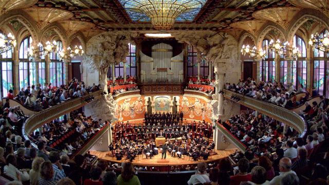 -Palau de la música catalana