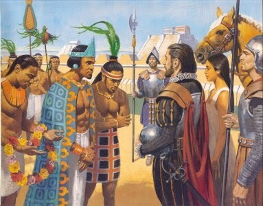 Conquista 1492 - 1550